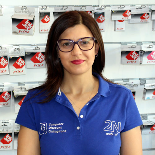 Tiziana Sales Assistent