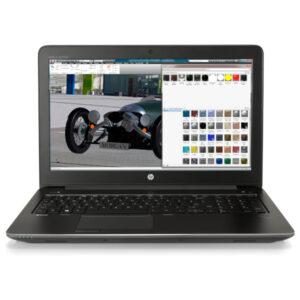 Workstation mobile HP ZBook 15 G4