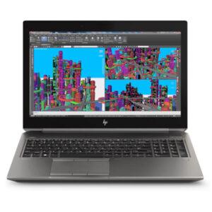 Workstation mobile Ricondizionata HP ZBook 15 G5
